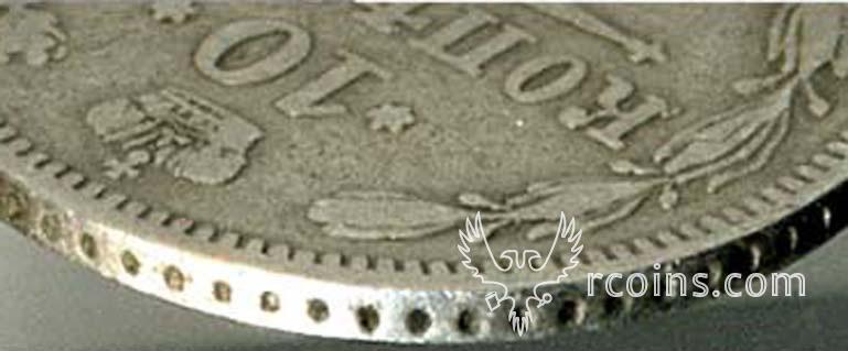 10 копеек 1861 - гурт точками.jpg