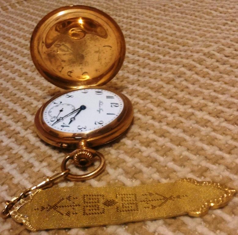 часы Павелъ Буре